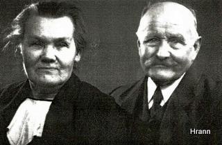 """Juliane og Peter """"Rakkerby"""" Christensen"""