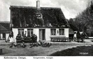 Kongelunds Kroen før 1904