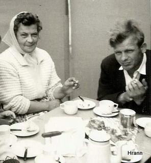 Mary og Orla Dahl