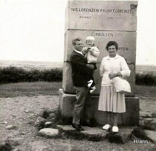 Orla og Mary Dahl